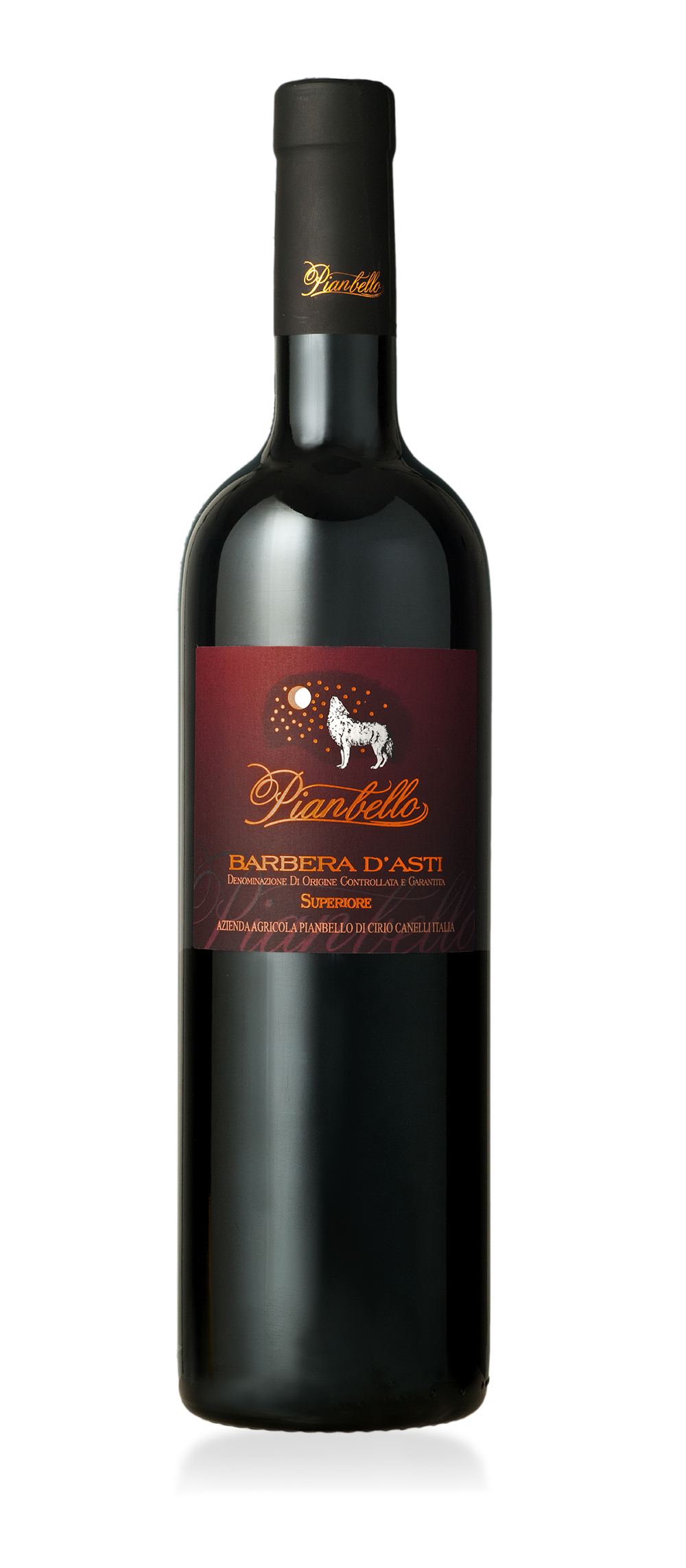 Barbera d'Asti Superior